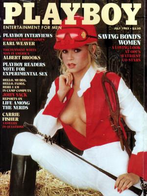 Playboy - July 1983