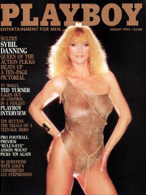 Playboy - August 1983