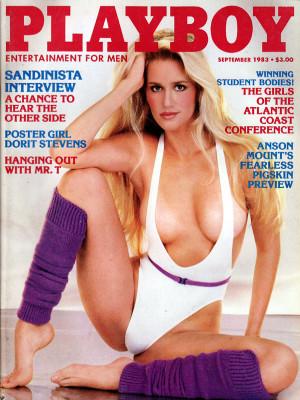 Playboy - September 1983