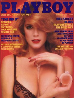 Playboy - October 1983