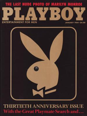 Playboy - January 1984