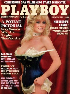 Playboy - February 1984