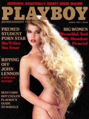 Playboy - March 1984