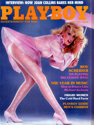 Playboy - April 1984
