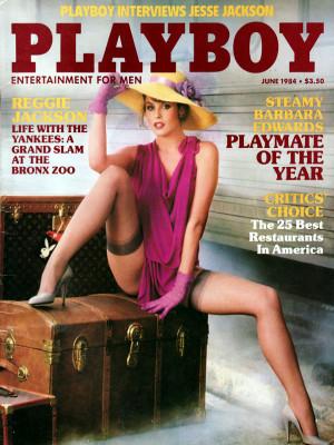 Playboy - June 1984