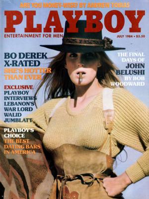 Playboy - July 1984