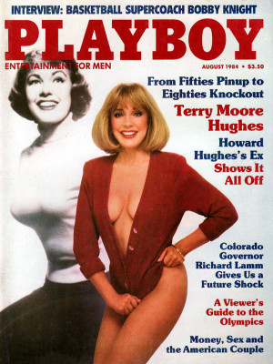 Playboy - August 1984