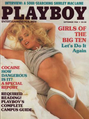 Playboy - September 1984