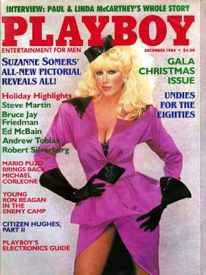 Playboy - December 1984