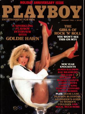 Playboy - January 1985