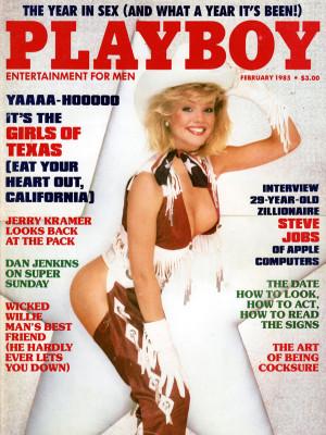 Playboy - February 1985