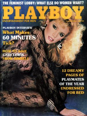 Playboy - March 1985