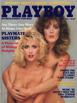 Playboy - April 1985