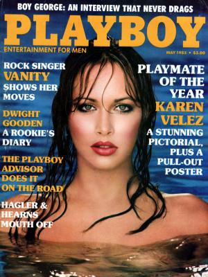 Playboy - May 1985
