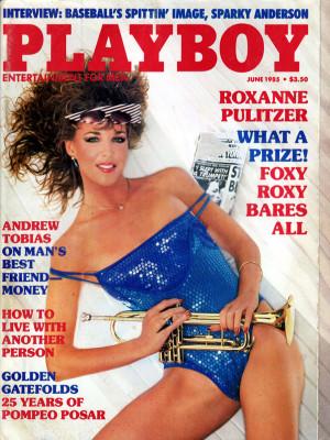 Playboy - June 1985