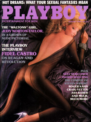 Playboy - August 1985