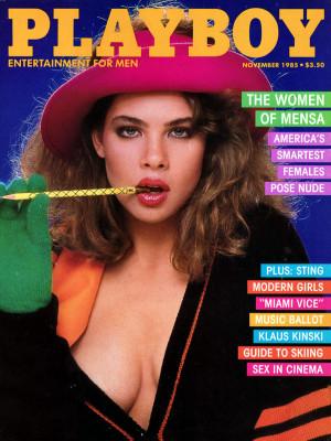 Playboy - November 1985