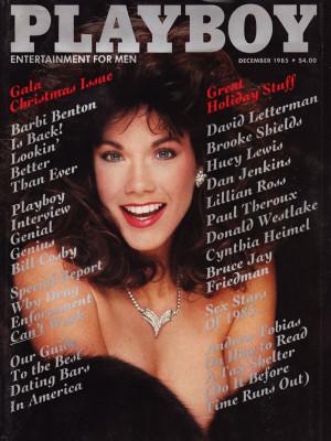 Playboy - December 1985