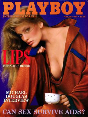 Playboy - February 1986