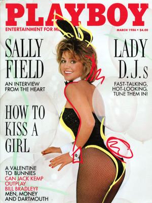 Playboy - March 1986