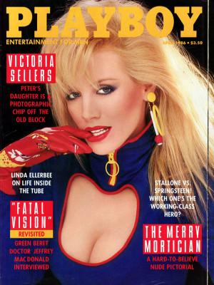 Playboy - April 1986