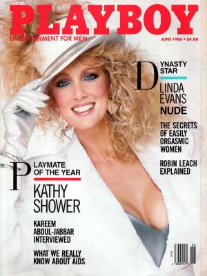 Playboy - June 1986