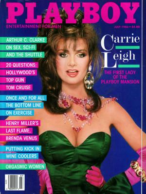 Playboy - July 1986