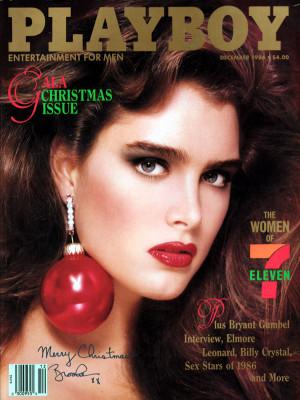 Playboy - December 1986
