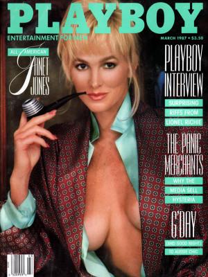 Playboy - March 1987