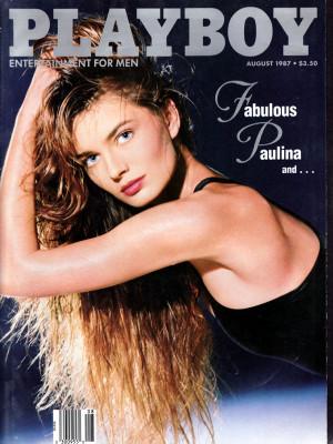 Playboy - August 1987