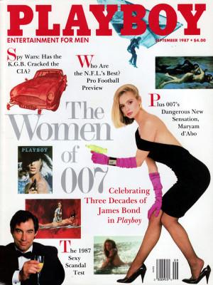 Playboy - September 1987