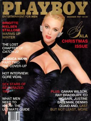 Playboy - December 1987