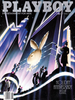 Playboy - January 1988
