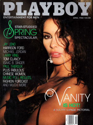Playboy - April 1988