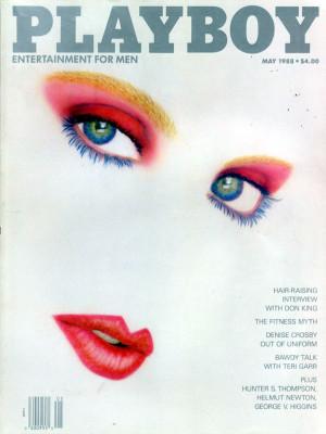 Playboy - May 1988