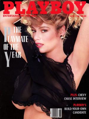 Playboy - June 1988