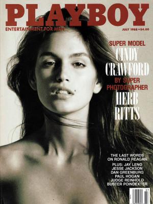 Playboy - July 1988