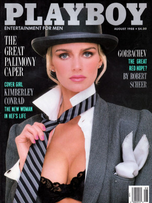 Playboy - August 1988