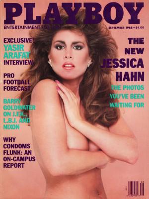Playboy - September 1988
