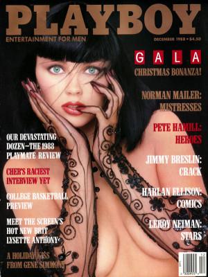 Playboy - December 1988