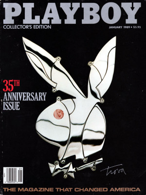 Playboy - January 1989