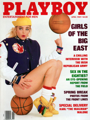 Playboy - April 1989