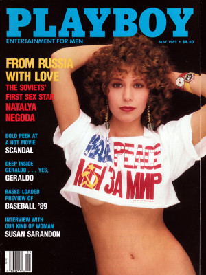 Playboy - May 1989