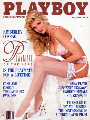 Playboy - June 1989