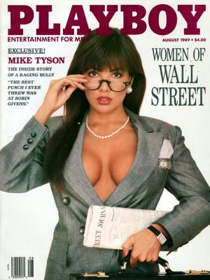 Playboy - August 1989