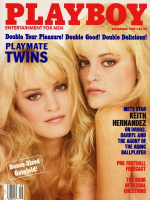 Playboy - September 1989