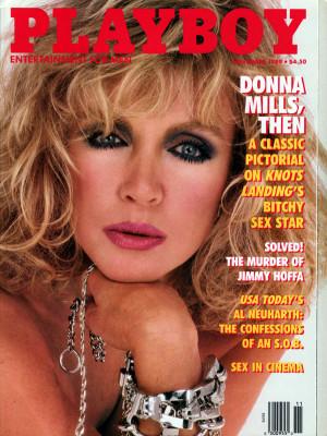 Playboy - November 1989