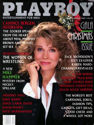 Playboy - December 1989