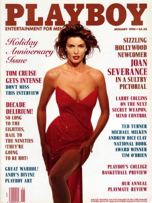 Playboy - January 1990