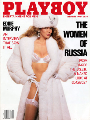 Playboy - February 1990